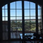 Blick aus Juniorsuite oberste Etage