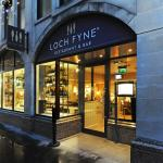 Welcome to Loch Fyne in Gracechurch Street