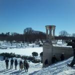 Photo de Lincoln Memorial et Reflecting Pool