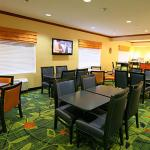 Photo de Fairfield Inn Kansas City Airport