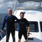 Bob & Rob Diving With Living The Dream Divers