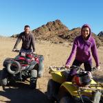 Мы в пустыне