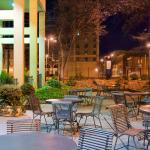 Hilton's Garden Patio