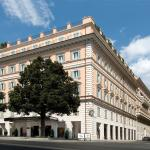 The Grand hotel via Veneto