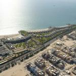 Hilton Kuwait Aerial Image