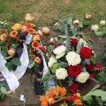the simple grave of Frederick the Great