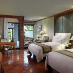 Deluxe Twin/Twin Garden Terrace Guest Room