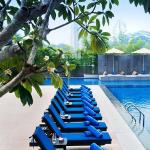 Foto de Singapore Marriott Tang Plaza Hotel