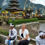 Photo de Ulun Danu Bratan Temple