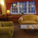 Villiers Hotel - One Of The Resident's Lounges