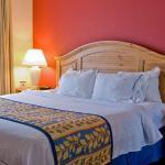 One-Bedroom Executive Suite - Sleeping Area