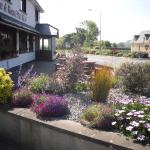 A picture of summer at The Horse and Hound Hotel