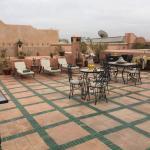 terasse Esprit du Maroc