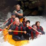 Whitewater Rafting On The Nantahala