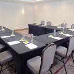 Alameda Meeting Room – U-Shape Setup