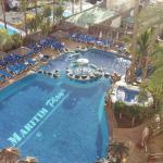 Pool, Strand, Umgebung