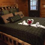 Country Pines Log Home Resort