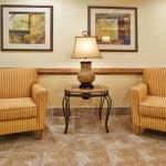 Holiday Inn Express Byron, GA  Guest Lounge