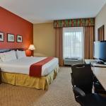 Standard King Bed Guest Room