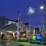 Foto de Holiday Inn Express Chapel Hill