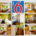 Motel Collage