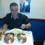 The very best Indian restaurant I have ever eaten in, food is stunning..I will be coming back!