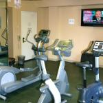 Hollywood Hotel Fitness Center