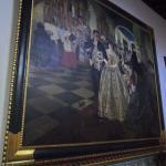 Parte de las pinturas que se pueden encontrar.