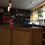 Very warm bar at Regency 59
