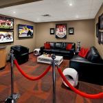 Rink Side Suite