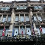 Gran Hotel Ciudad de Mexico's Front