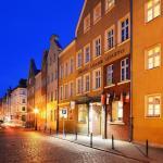 Wolne Miasto Hotel- Old Town Gdansk Foto