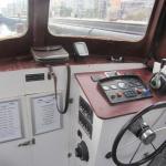 Trusting Skipper leaving key and cash