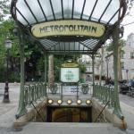Mercure Paris Montparnasse Raspail Foto