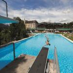 Gstaad Palace Hotel Foto