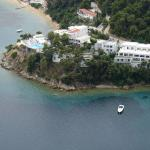 Hotel Suites Cape Kanapitsa Aerial View