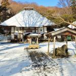 冬の善光寺