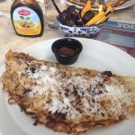Foto de Linda's Dutch Pancakes & Pizza