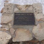Verkamp's - National Historic Landmark marker