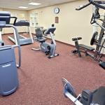 Ontario, Oregon hotel Fitness Center open 24 hours.