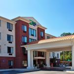 Holiday Inn Express Ocean Springs near Gulfport Sports Complex