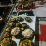Tiki Maya Chef Plater. Thank you, it was amazing.
