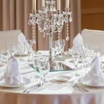 Mary Washington Room – Wedding Setup