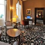 Ben Wyvis Hotel Lobby