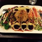 Vegetarian mains