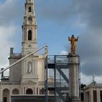 Basílica de Nossa Senhora do Rosário de Fátima Foto
