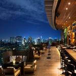 Octave Rooftop Lounge & Bar – Dining Area