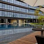 The OCT Harbour Shenzhen Marriott Executive Apartments Foto