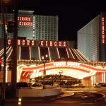 Located next to Circus-Circus