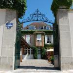 facade de la maison de l'avenue de champagne